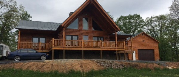 Log Cabin Contracting And Construction Renovation